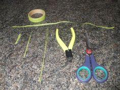 Strapec hrozna , iné ozdoby, dekorácie, fotopostupy | Tortyodmamy.sk Pruning Shears, Garden Tools, Gardening Scissors, Yard Tools