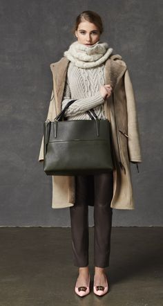 Women's Fashion | Shop the latest trends for women at Coach Coach fall/winter 2013 lookbook