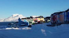 Smuk dag i Nuussuaq