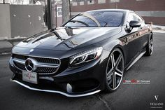 Mercedes Benz S550 Coupe, Benz Car, Mercedes Sports Car, Mercedez Benz, Benz S Class, Forged Wheels, Sexy Cars, Chevy Trucks, Luxury Cars