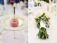 A vintage afternoon tea party reception with the most gorgeous teacups, flowers and sweet treats // Jel Photography Alternative wedding photographers Auckland