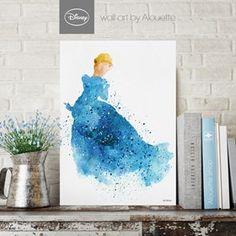 Princess Cinderella Disney Wall Art - Poster Α3