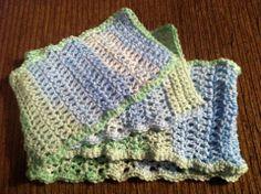 Neck scarf #crochet