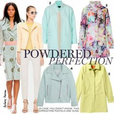 2014  PASTEL FASHION TRENDS | Pastel Trend