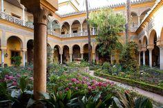 Palacio de Dueñas en #Sevilla #Andalucia