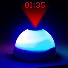 Despertador LED con Proyector - 459