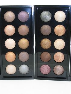 Whoa E.L.F. Studio Baked Eyeshadow Palette looks WAY similiar to Sephora's MoonShadow Palette yes?