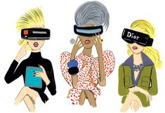 The Luxury Industry Embraces Virtual Reality - The New York Times
