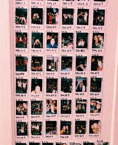Bedroom Ideas College Apartment Polaroid 37 Ideas For 2019 Room Decor Bedroom, Diy Room Decor, Bedroom Ideas, Room Decorations, Bedroom Inspo, Deco Tumblr, Room Interior, Interior Design Living Room, Polaroid Wall