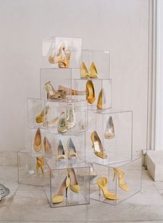 Great Shoe Display