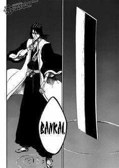 Bleach Kuchiki Byakuya