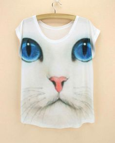 Cheap shirt printing machine price, Buy Quality shirt napping directly from China shirt fashion Suppliers: Lovely Catwoman printed summer…
