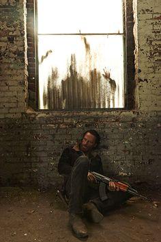 Rick. The Walking Dead Season 5