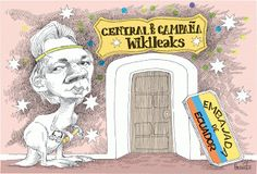 Central de Campaña Wikileaks - Pancho Cajas