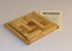 WorldWise Pentominoes SQ12