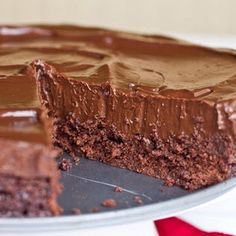 Dessert - Double Chocolate Torte - No Bake