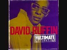 DAVID RUFFIN ~ My Whole World Ended (The Moment You Left Me)....a classic. I used to play it over and over and over. This was David Ruffin's first single after leaving The Temptations.