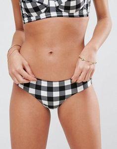 À Vendre En Gros Prix Le Palm - Mix And Match - Bas de bikini taille basse - Jaune Sites À Vendre D176nx3Og7