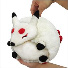 Mini Squishable Kitsune