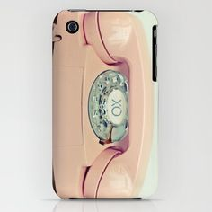 Party Line  by Simplyhue  iPhone Case / iPhone (3GS, 3G)    $35.00