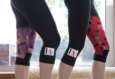 [Fitness clothes: London Activewear]*