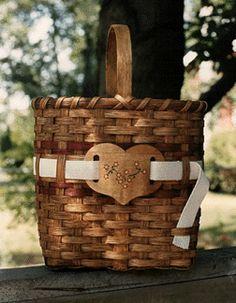 Buckle Up Basket - Debra Blair