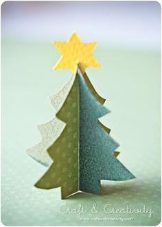 ATELIER CHERRY: Mini-árvore de natal