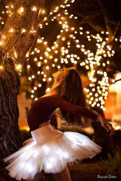 A magical shot from Ballet Zaida