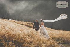 Plener Ślubny pod Strzechą Akademicką w Karkonoszach