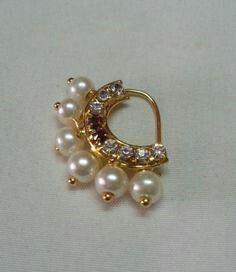 Lovely nose ring
