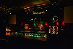 Joy to the Pallet from Enjoy Church Gippsland Campus in Morwell, Victoria, Australia | Church Stage Design Ideas