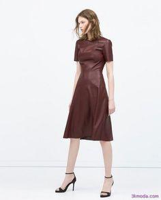 nice Zara 2015 Elbise Modelleri