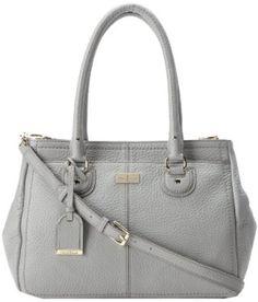 Cole Haan Village E/W Snap Satchel Top Handle Bag
