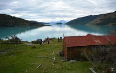 MarPatag, Puesto de las Vaca, Lago Argentino, Parque Nacional Los Glaciares, El Calafate, Santa Cruz, Argentina   Mar 2016