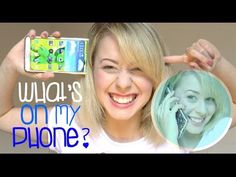 ❤ What's On My Phone? (Samsung Galaxy Note3) | Martha Rossi - YouTube