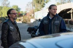 "SONS OF ANARCHY Advance Review – Watch ""Los Fantasmas"" tonight on FX http://www.lenalamoray.com/2013/10/29/sons-of-anarchy-advance-review-los-fantasmas/"