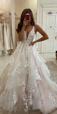 Cute Prom Dresses, Cute Wedding Dress, Wedding Dress Trends, Black Wedding Dresses, Princess Wedding Dresses, Country Wedding Dresses, Mermaid Dresses, Ball Dresses, Bridal Dresses