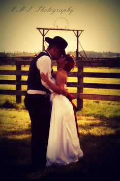 Coleman ranch wedding