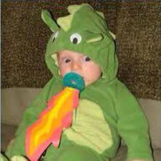 Halloween costume: dragon