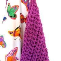 Crocheting : Butterflies Are Free