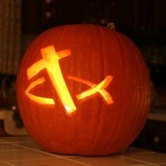 pompoen uitsnijden / pumpkin carving Christian Pumpkin Carving for Halloween Halloween Pumpkins, Fall Halloween, Halloween Crafts, Holiday Crafts, Holiday Fun, Halloween Ideas, Holiday Ideas, Halloween Templates, Fall Crafts