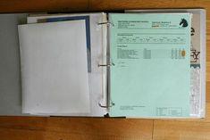 school years scrapbook