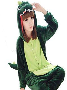 958aeaa1ff Amazon.com  Animal Costume Soft Fleece Sleepsuit Adult Onesies Pajamas  Panda Medium  Clothing
