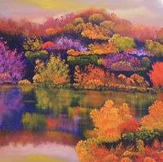"Saatchi Art Artist David Snider; Painting, ""Phantasam"" #art"