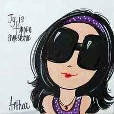 Flippen awesome... - deur Anthea Art __[AntheaKlopper/FB] #Afrikaans