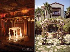 Wedding Ceremony Decor – Altars, Canopies, Arbors, Arches and Chuppahs. | bellethemagazine.com
