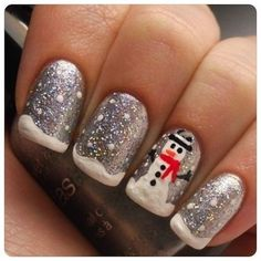 ~Wintery Snowman~