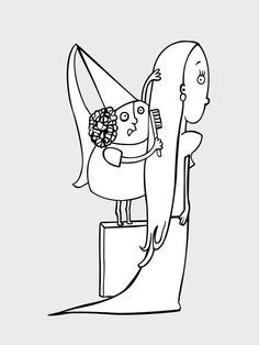 Princesa dejándose peinar por su sirvienta