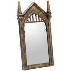 Mirror of Erised. I need this! Cause I never know what I want and it will surely tell me.