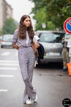 Milan FW SS15 Street Style: Diletta Bonaiuti